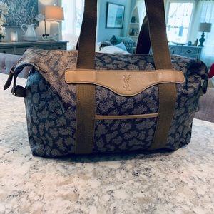 Yves Saint Laurent YSL Overnight Bag